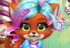 Игры Лисички красавицы