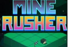 Игра Майнкрафт: Mine Rusher