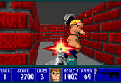 Игра Wolfenstein 3D