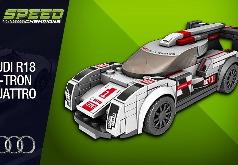Игра Лего: Чемпионы Скорости