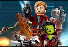 Игра Лего Марвел: Стражи Галактики