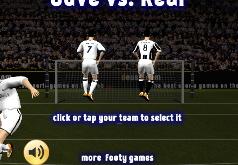 Игра Ювентус vs Реал: Штрафные Удары