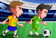 Игра Футбол в Свободное Время