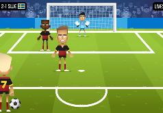 Игра Мировой Футбольный Удар 2018