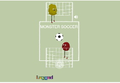 Игры Футбол на двоих со сказочными персонажами