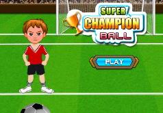 Игра Супер Чемпион Мяч
