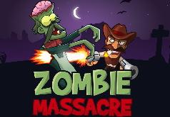 игры против зомби с кровью