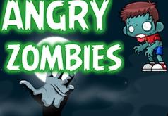 Игры зомби энгри