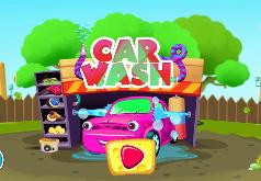 Игры Убери мусор в машине