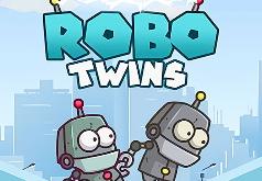 Игра Роботы Двойняшки