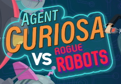 Игра Агент Цириоза: Роботы Жулики