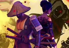 Игры драки самураи