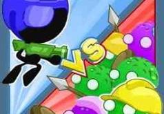 игра стикмен против зомби