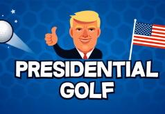 Игра Президентский Гольф