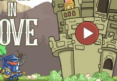 Игра Влюбленный Рыцарь
