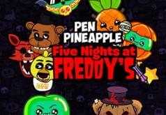 Игра Пайнэпл Пэн: Ночь с Фредди