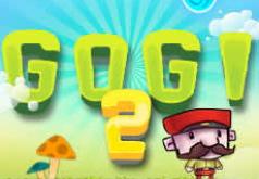 Игра Приключения Гоги 2: Бродилка