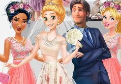 Игра Видеоблог Рапунцель о Свадьбе