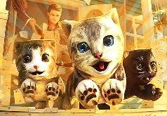 котенок в коробке игра