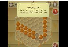 Игра Собери Пчелиные Соты