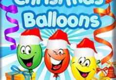 Игра Веселые Рождественские Шарики