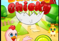 Игра Птенцы в Пузырях