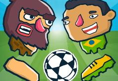 Игра Футбольные Головы: Все Чемпионаты Мира по Футболу