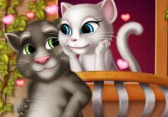 Игры Говорящий кот и Анжела