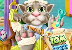 Игра Лечим Кота Тома в Больнице
