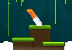 Игра Прыгающий Нож