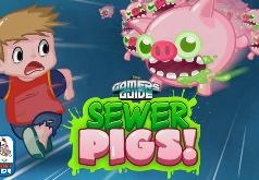 Игра Руководство Геймера: Канализационные Свиньи