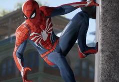 Игра Собери пазл с великолепным Человеком пауком