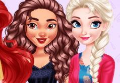 Игра Принцессы: Эксперты Мейкапа