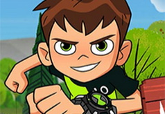 Игра Бен 10: Суперкемпинг