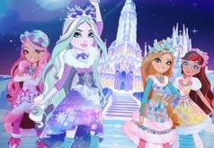 Игра Эвер Афтер Хай: Зима