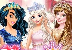 Принцессы Диснея на Конкурсе Модниц
