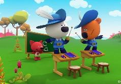 Игра Ми-ми-мишки: Забавы в Школе