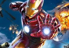 Игра Железный Человек: Атакует