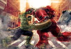 Игра Железный Человек: Против Халка
