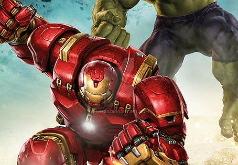Игра Халк: Халк Против Железного Человека