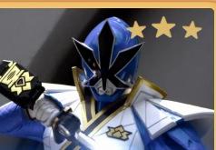 Игра Рейнджеры Самураи: Синий