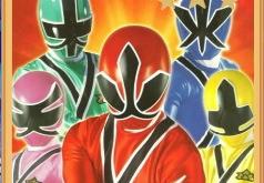 Игра Рейнджеры Самураи: Команда