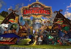 Игра Школа Драконов