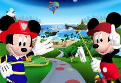 Игра Вселенная Микки Мауса