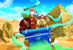 игры три богатыря и морской царь