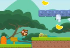 Игра Прыжки обезьянки Джо