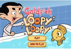Игра Мистер Бин и золотая рыбка