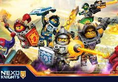 Игра Лего Нексо Найтс: Команда