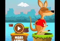 игры догони кенгуру