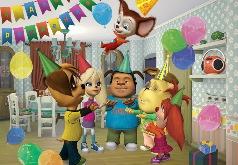 Игра Барбоскины: День Рождения